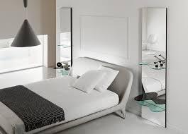 bedroom wall mirrors. Tonelli Sill Glass Bedside Table/Wall Mirror Bedroom Wall Mirrors