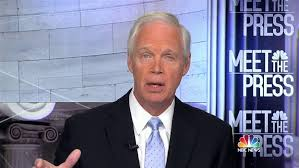 Sen. Ron Johnson claims effort to object to Biden victory is part of  'transparency'