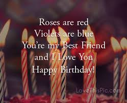 Happy Birthday Love Quotes New Happy Birthday I Love You Quote Pictures Photos And Images For