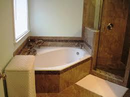corner tub to shower conversion cost