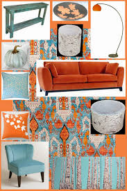 Red And Turquoise Living Room Gafunkyfarmhouse This N That Thursdays Shades Of Turquoise And