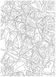 Mosaic Coloring Pages To Print Black Hole Coloring Page Girl Fishing