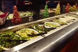photo of sizzler colma ca united states the salad bar area