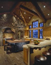 Innovation Rustic Country Kitchens 25 Kitchen Design Ideas Pinterest To