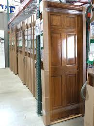 interior wood door shaker solid
