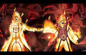 Wallpaper Naruto, Anime, Flame, Ninja ...