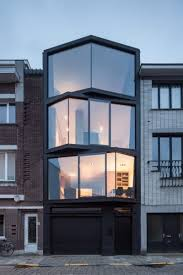 architecture houses. Abeel House By Steven Vandenborre Mias Architects Architecture Houses