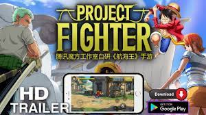 Giới Thiệu Tựa Game One Piece: Project Fighter - Official Trailer 2021
