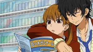 Watch the best anime from crunchyroll online and stream episodes of bleach, naruto, dragon ball super, attack on titan, hunter x hunter, fairy tail, and more. 6 Cute Anime Like Ao Haru Ride Blue Spring Ride 9 Tailed Kitsune