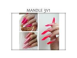 Mandle 3v1 Brillbird Varycz