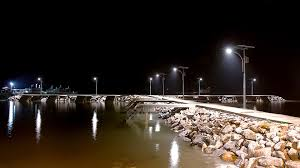 solar street light project melaka malaysia
