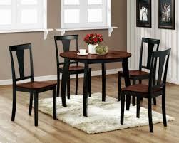 Modern Round Kitchen Tables Comfy Wooden Chairs Also Mum Centerpiece Idea And Modern Round