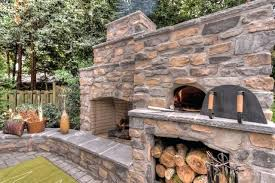 outdoor fireplace pizza oven combo outdoor fireplace kits with pizza oven outdoor fireplace and pizza oven