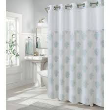 grey hookless shower curtain astonishing google express c reef 74 x 71 in interior design 5