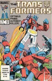 Why is bumblebee named bumblebee? Transformers Comic Books Issue 12