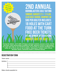 Golf Outing Flyers By Caitlin M At Coroflot Com