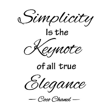 Beauty In Simplicity Quotes Best of Quotes About Beauty And Simplicity 24 Quotes