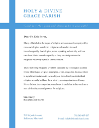 Includes a list of information elements. Free Printable Customizable Church Letterhead Templates Canva