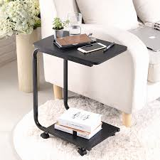Beanbag bed side table desk laptop with rollers movable a few corner  teasideend-in Coffee Tables from Furniture on Aliexpress.com   Alibaba Group