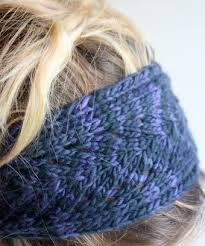 Free Knitted Headband Patterns Custom Headband And Headwrap Knitting Patterns In The Loop Knitting