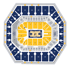 15 Best Of Bankers Life Fieldhouse Seating Chart With Seat