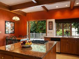 Themed Kitchen Gorgeous Wall Color For My Future Spanish Themed Kitchen My