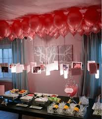 party room decoration ideas home design 2017