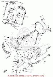 Head l tail l parts list