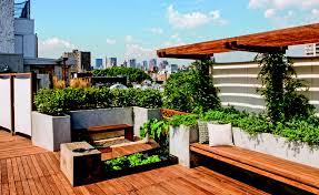 East Village Rooftop Garden, New York City