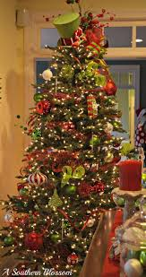 5- Christmas Hat Tree from A Southern Blossom