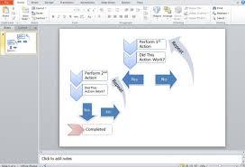 Tutorials Tips How To Create A Flowchart Using Smartart