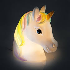 Buy Rainbow Unicorn Table Lamp