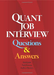 9781438217031 Quant Job Interview Questions And Answers Abebooks