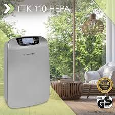 Hava Temizleme Ve Nem Alma Bir Arada: TTK 110 HEPA!