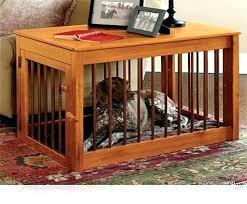 fancy dog crates furniture. Wood Dog Crates Furniture. Furniture Crate Designer Modern Creative . Fancy N