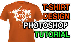 Photoshop Cs6 T Shirt Design Tutorial How To Design A T Shirt In Photoshop With Negative Images Photoshop Tutorial