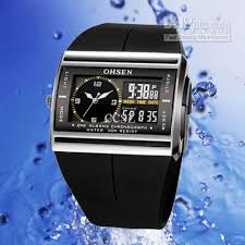 ohsen s diving watches double recreational multi functional see larger image