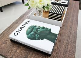 books and dvds coffee table i recently picked up a discontinued version of thechanel by jean leymarie which