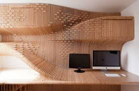 office storage design. Plywood Wall Storage Unit In World Map Pattern Office Design O