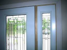 full size of garage door window privacy ideas front all glass s entry with built in