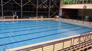 indoor olympic pool. Tasmajdan Indoor Olympic Pool - Belgrade, Serbia N