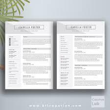 Example 2 Page Resume Filename Imzadi Fragrances