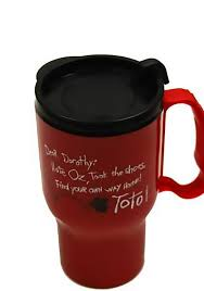 wizard of oz toto travel mug