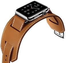 accessory for watch apple watch 38mm 40mm hermes leather brown high copy replica купить Киев интернет магазин didi insider didi insider