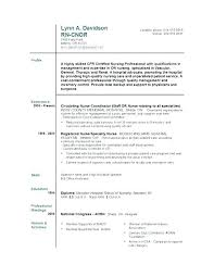 Nurse Resume Template Free Stunning Registered Nurse Resume Template Free Nurse Resume Template Free