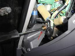 1998 2002 honda accord ignition switch replacement honda tech 4 remove the last retaining screw that s located under the radio