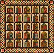 237 best Quilts - Blocks of the Month images on Pinterest   Celtic ... & KIM DIEHL's Journey's End Block a Month Coming ... Adamdwight.com