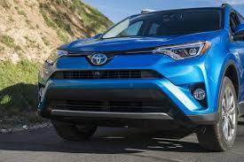 2016 Toyota RAV4 Gets Style & Tech Update, New RAV4 Hybrid ...