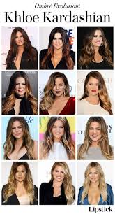 Hairstyle Dark To Light Khloe Kardashians Colorists Tips On Taking Your Hair Color