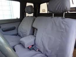 com durafit seat covers t772 c8 toyota tacoma 60 40 split bench custom seat covers gray endura automotive
